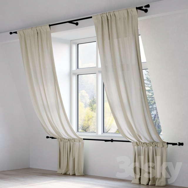 Dormer Window Curtains: Blinds For Roof Window