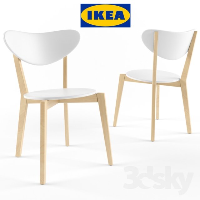 3d models Chair ikea nordmyra : 557712574d4e0d9a89f from 3dsky.org size 640 x 640 jpeg 122kB