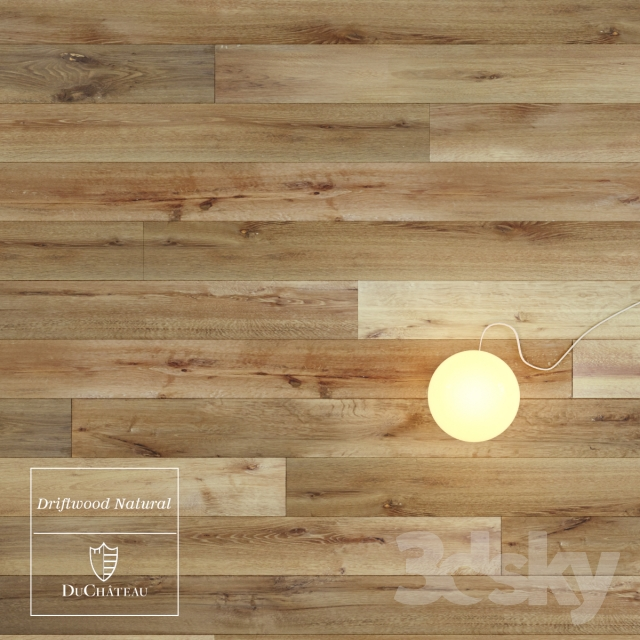 3d Models Wood Driftwood Natural Wooden Floor By Duchateau