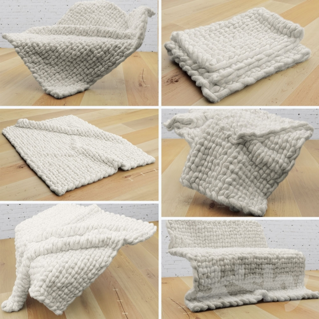 Blankets-rugs, wraps