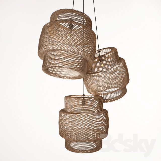 3d models: Ceiling light