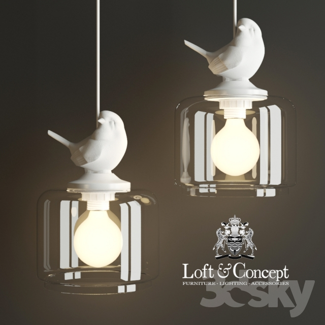 3d models ceiling light hanging lamp provence bird pendant hanging lamp provence bird pendant aloadofball Images