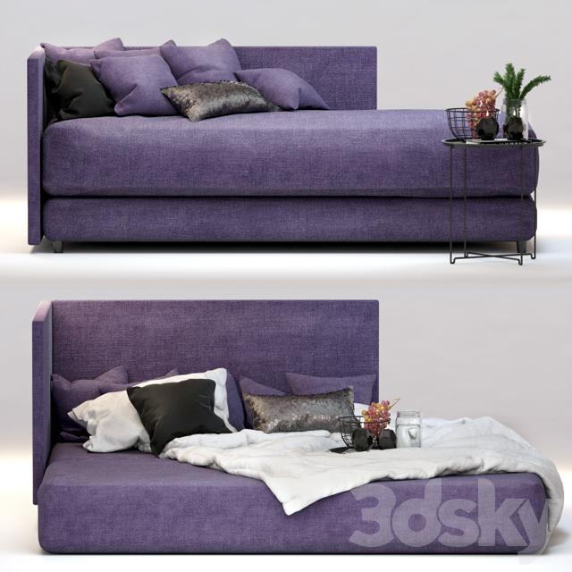 Smarte ressurser 3d models: Sofa - Sofa Skeidar Tina CE-84
