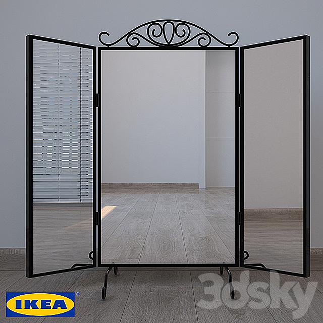 3d models mirror mirrors karmsund for Miroir karmsund