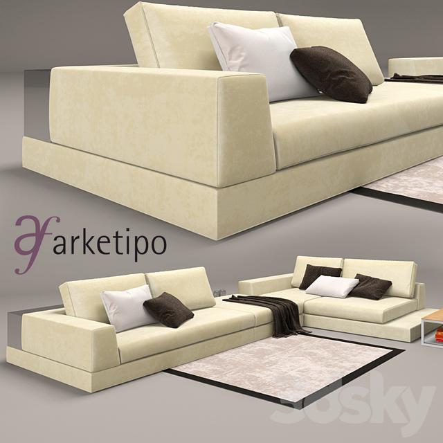Sofa Arketipo Plat