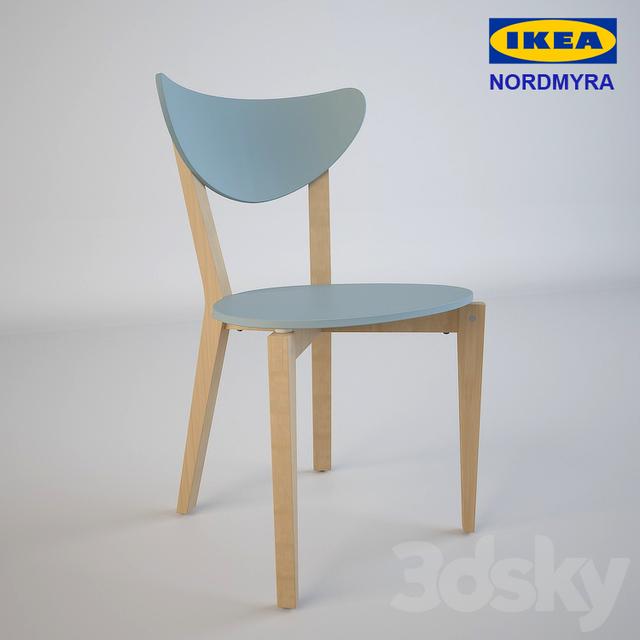 3d models Chair IKEA NORDMYRA : 582866577a6b51b0a21 from 3dsky.org size 640 x 640 jpeg 129kB