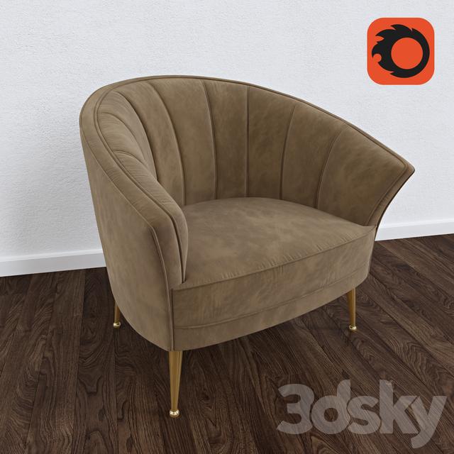 3d models arm chair brabbu maya armchair for Chair 3d model maya