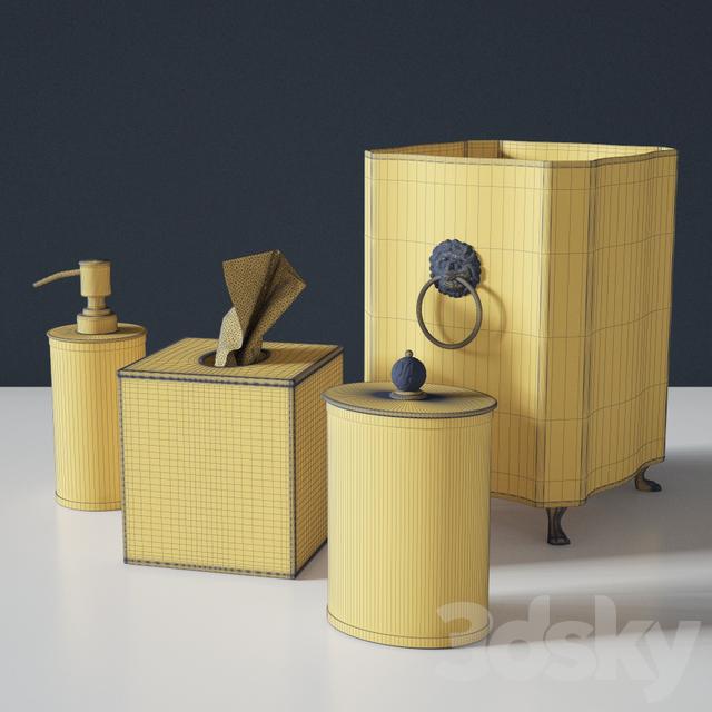 3d Models: Bathroom Accessories   Bathroom MacKenzie Childs