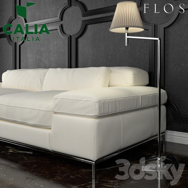 3d models sofa martin sofa for Divan furniture models
