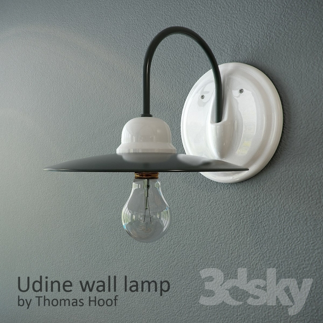 Models Wall Light Sconces Udine Lamp By Thomas Hoof