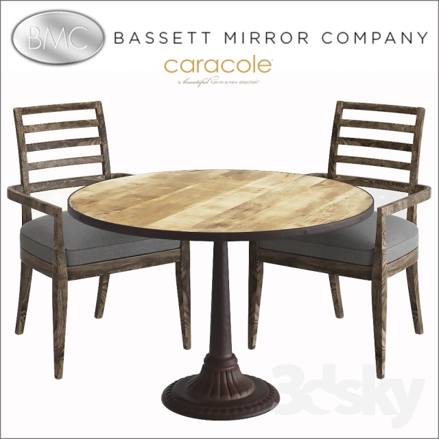 3d models Table Chair Bassett Mirror Thoroughly  : 592437578cd3c344f72 from 3dsky.org size 640 x 640 jpeg 173kB