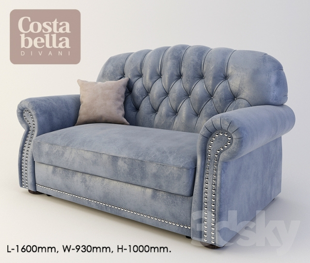 3d models sofa sofa royal costa bella for Sofa royal classic