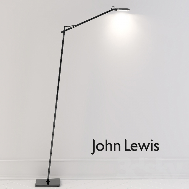 3d models floor lamp john lewis flos kelvin led floor for John lewis floor lamp reading