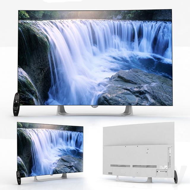 Screen LG OLED-55EG91