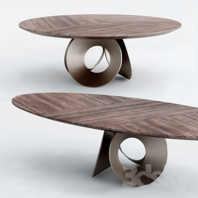 3d models table oracle arketipo dining tables for Table design oracle