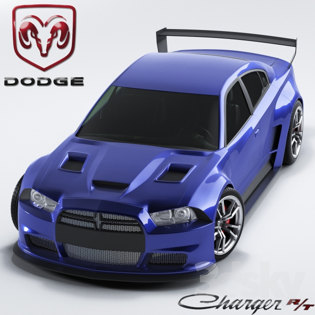 Dodge Charger 2012 Restyling