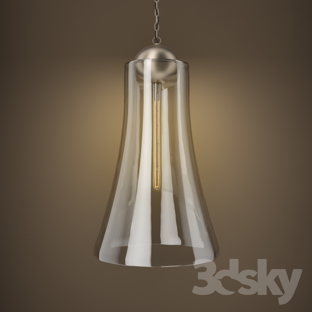 Restoration hardware collins pendant