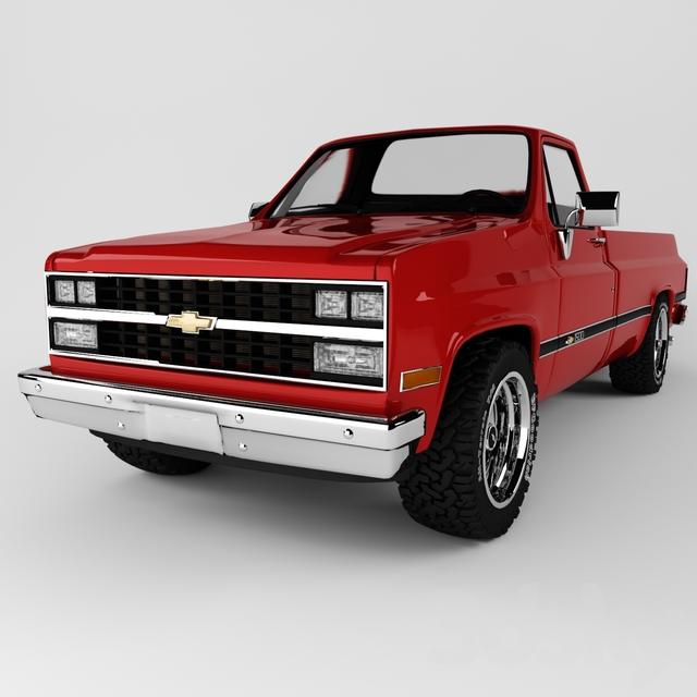 Chevrolet C / K 1985