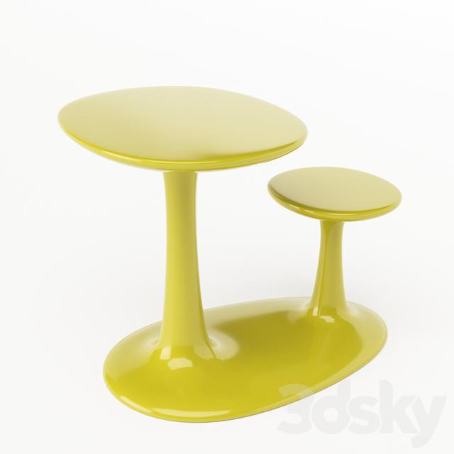 Children's table Tog Alfie Funghi