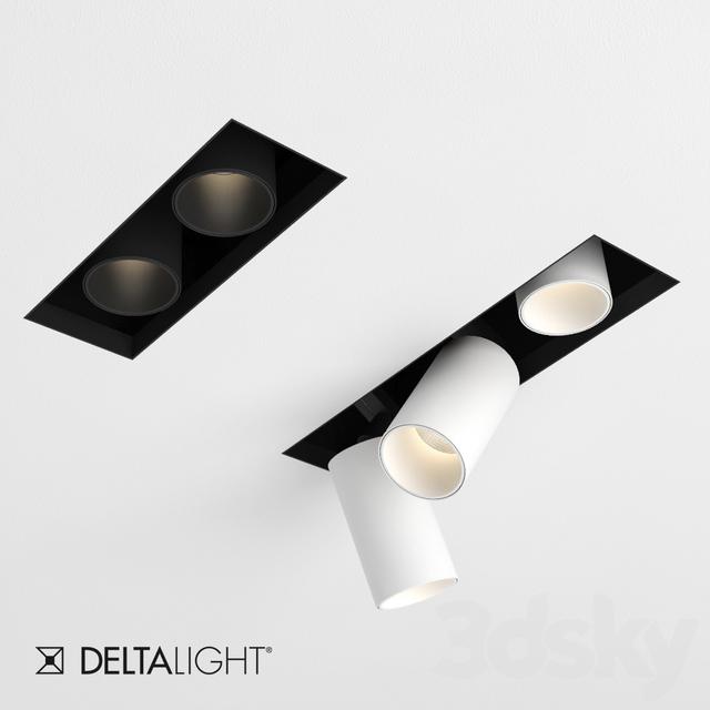 Models Spot Light Delta Splitbox
