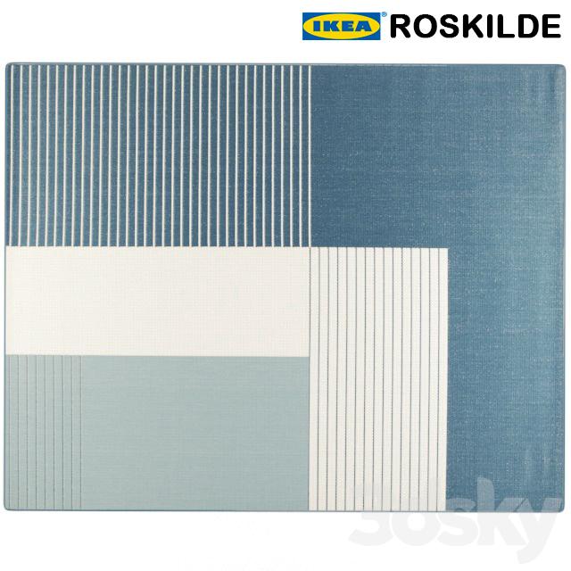 3d Models Carpets Rug Roskilde By Ikea