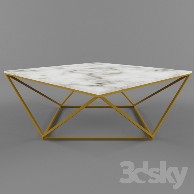 Exceptionnel Nuevo Jasmine Coffee Table