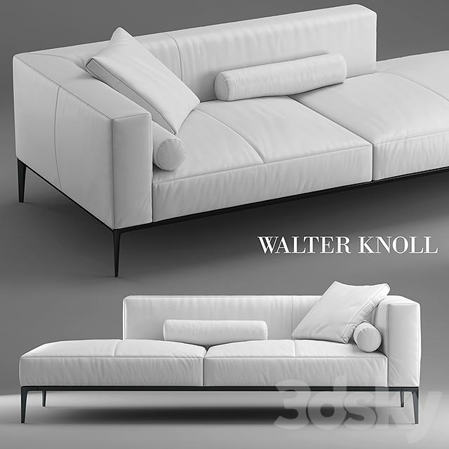 3d models sofa sofa jaan living walter knoll. Black Bedroom Furniture Sets. Home Design Ideas