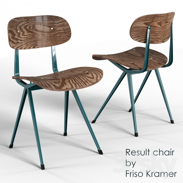 Chair Result Chair By Friso Kramer