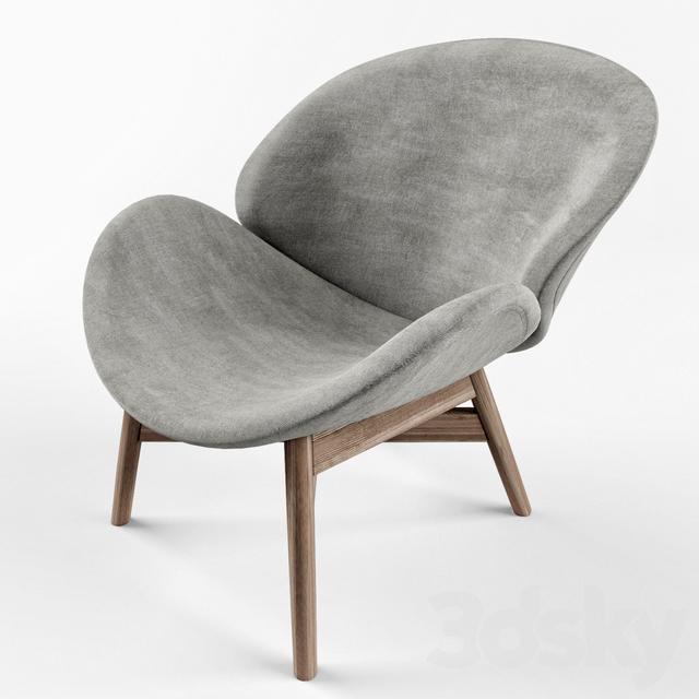 Bon Gloster Dansk Lounge Chair
