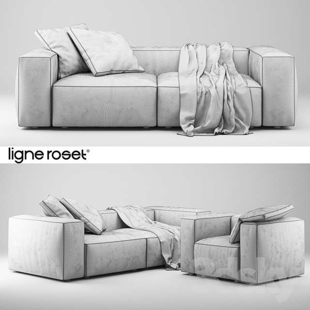 ligne roset sofa nils preis. Black Bedroom Furniture Sets. Home Design Ideas