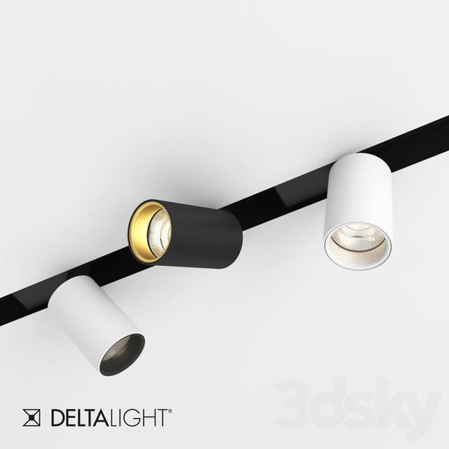 3d Models Spot Light Delta Light Splitline 29 Midispy