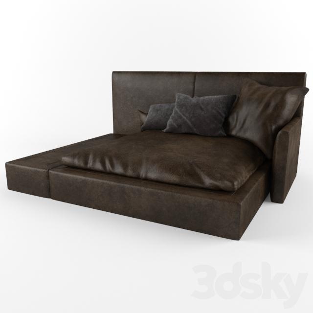 3d models sofa sofa frigerio poltrone e divani srl for Poltrone divani