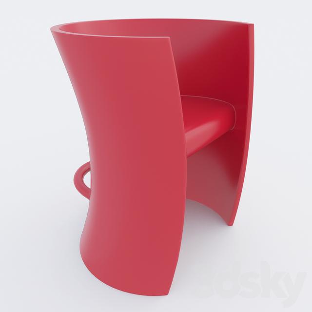Trioli chair rocking horse