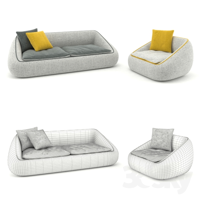 3d Models Sofa Sofa Bamboo Sofa Bamboo Chair Design