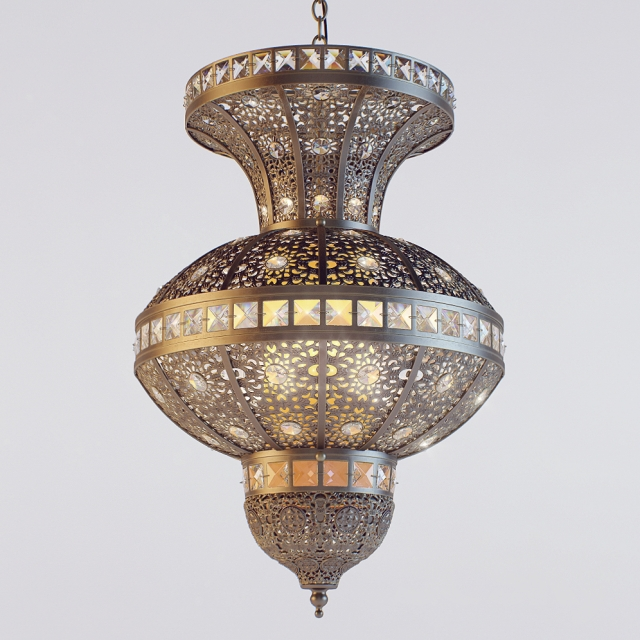 3d models ceiling light chandelier and sconce oriental chandelier and sconce oriental aloadofball Gallery