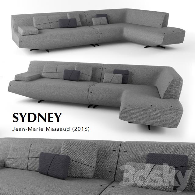 Poliform Sydney Sofa 2017