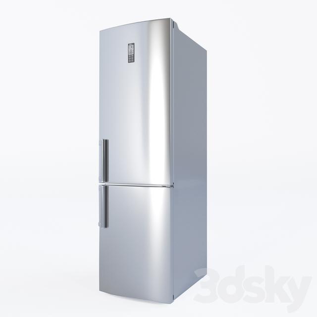 refrigerator LG GA-B489ZMKZ