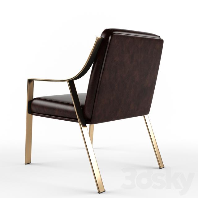 3d Models: Chair   Frag Aileron Armchair