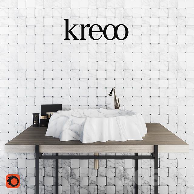 Kreoo Nami + furniture (optional)