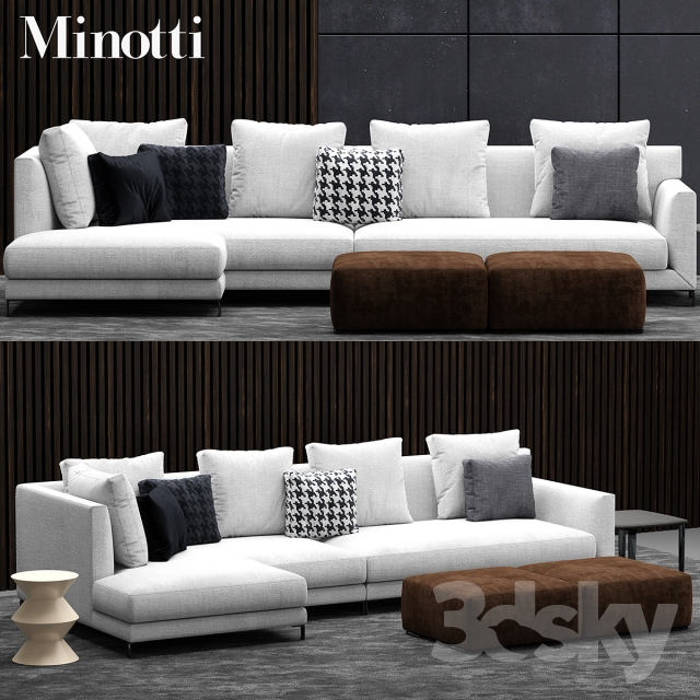 Best of Sofa minotti allen Fresh - Popular minotti sofa bed Unique