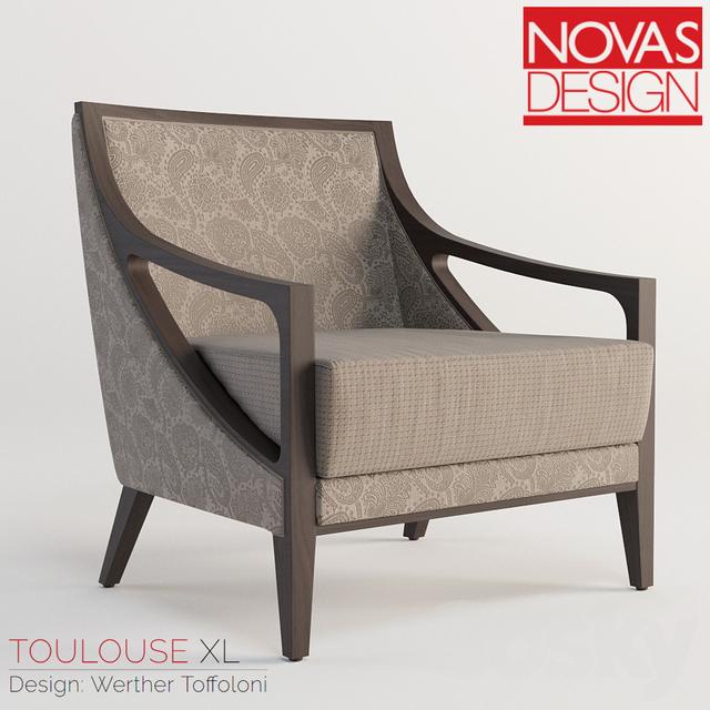 TOULOUSE XL | Werther Toffoloni For NOVAS DESIGN
