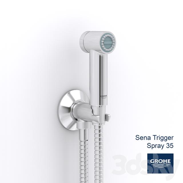 GROHE Sena Trigger Spray 35