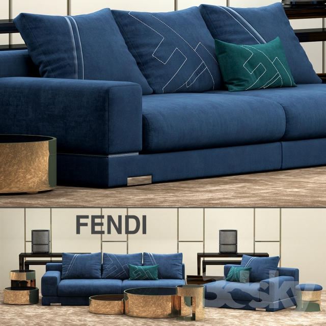 Sofa Fendi Casa Madison