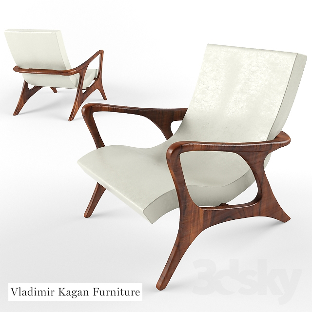 Vladimir Kagan Furniture (chair)