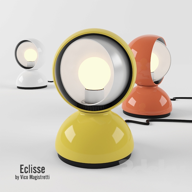 3d models table lamp eclisse table lamp eclisse table lamp aloadofball Image collections