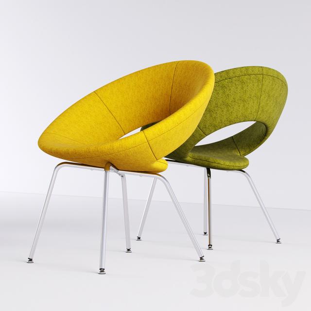 3d Models Arm Chair Ring Chair