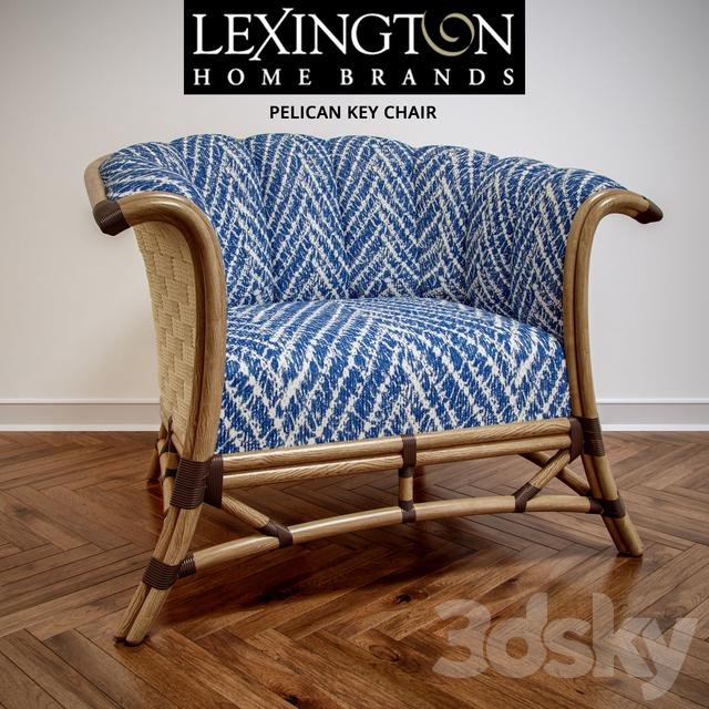 Lexington Home Brands PELICAN KEY CHAIR