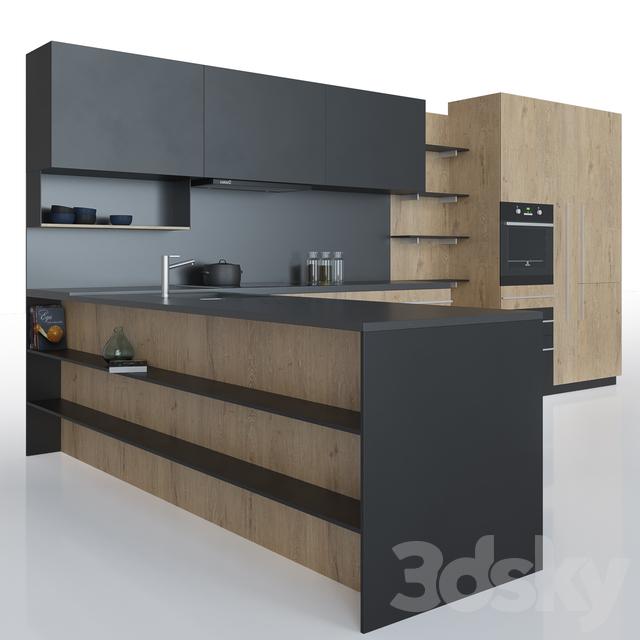 3d models kitchen miton cucine skin - Miton cucine forum ...