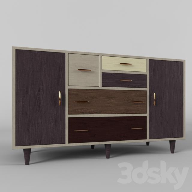 Model Home Furniture Dining Room Sideboard
