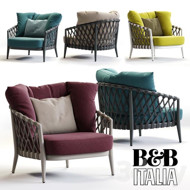 B&B Italia ERICA Armchair